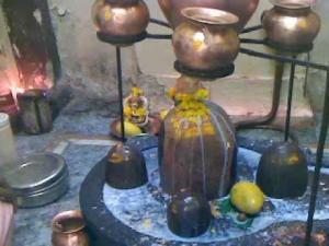 Shravan Mahina shivlingam puja
