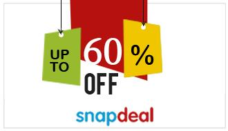 60% Off Snap Deal
