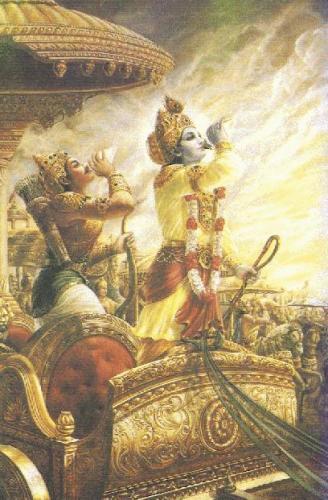 Krishna Shankh Naad