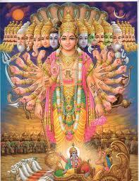 Vishnu Virat Roop