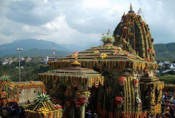 Baijnath Temple - Lord Shiva