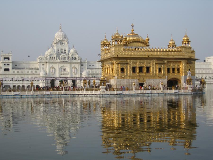 Sri Harmandir Sahib Or Golden Temple