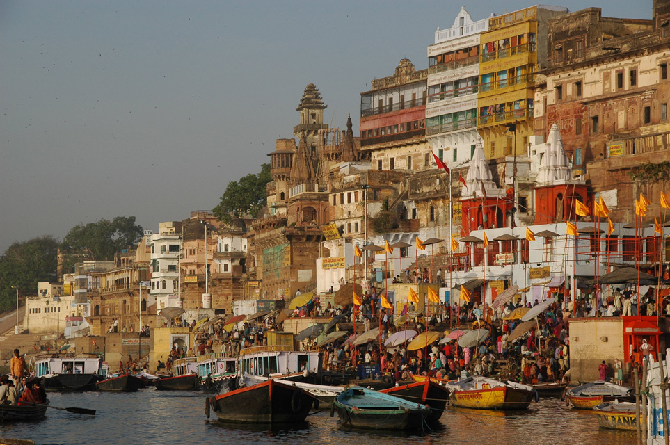 Banaras- Varanasi A Holy City