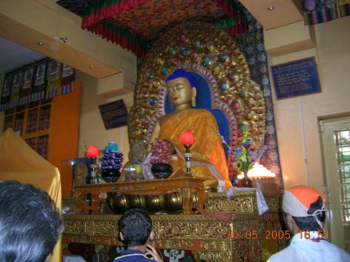 McLeodganj - Buddhist Temple