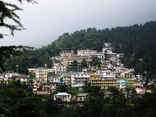 McLeodganj - Buddhist Temple