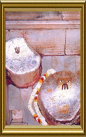 Mehndipur Balaji Main Idols