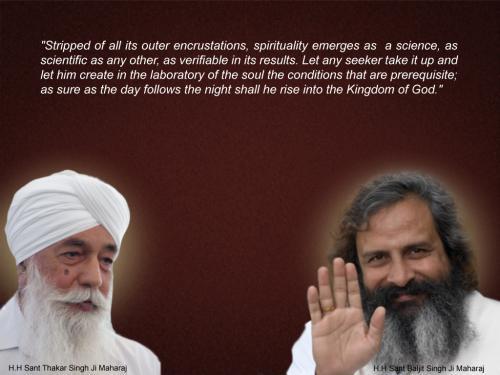 Santmat - Spirituality