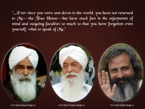 Santmat - Gods Message to Mankind