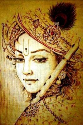 Shri-Krishna Mobile Wallpaper