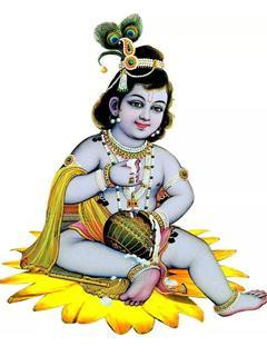 Bal krishna wallpaper.....
