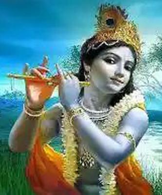 Lord Krishna Wallpaper...