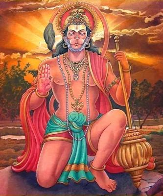 Lord Hanuman wallpaper..........