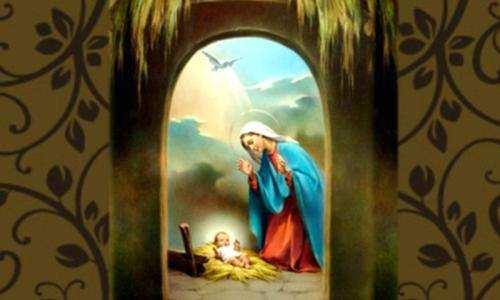 jesus baby wallpaper