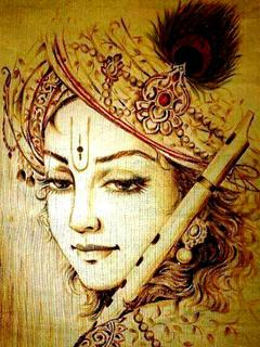 Lord Krishna Wallpaper...