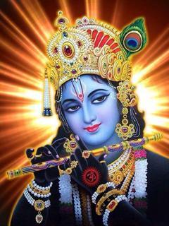 Lord Krishna Wallpaper.....