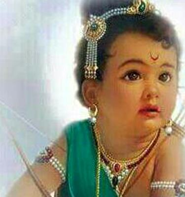 Bal krishna wallpaper...