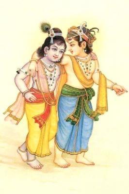 Krishna Balaram Wallpaper......