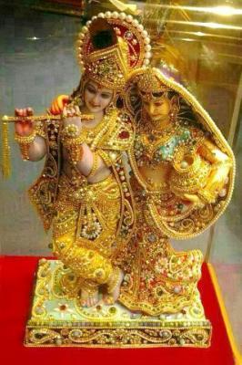 Radha Krishna Mobile Wallpaper........