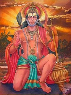 Lord Hanuman wallpaper........