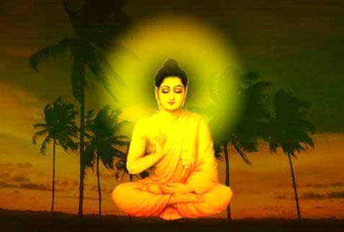 Bhagwan Gautam Buddha Wallpaper.......