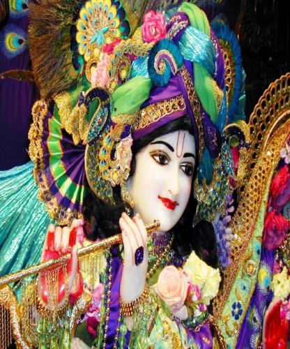Beautiful Krishna wallpaper