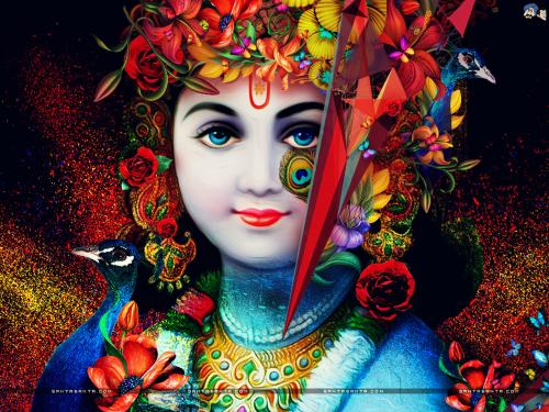 lord Krishna manmohna
