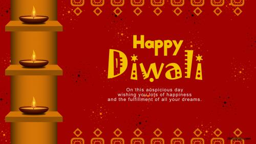 Diwali Wishes Wallpaper