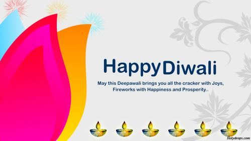 HD Resolution Diwali Wallpaper