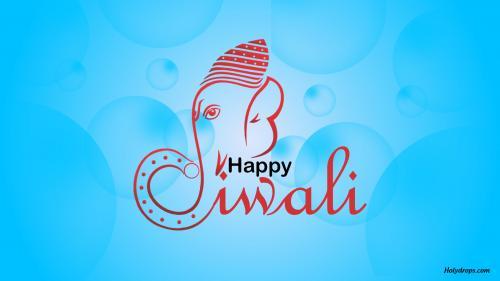 Ganesha Diwali HD