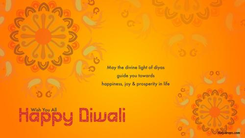 High Resolution Diwali Greeting