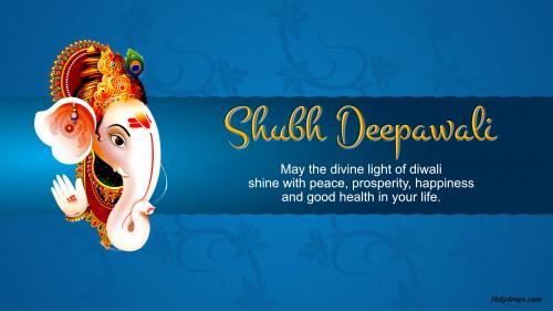 Diwali Wishes Wallpaper HD