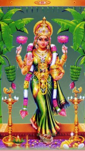 Free Download Lord Laxmi Ganesha Diwali Goddess Lakshmi HD Wallpaper