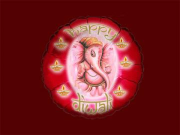 Diwali Mobile Wallpaper for Blackberry
