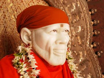 Shirdi Sai Baba Mobile Wallpaper for Blackberry