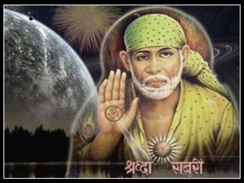 Sai Baba Mobile Wallpaper