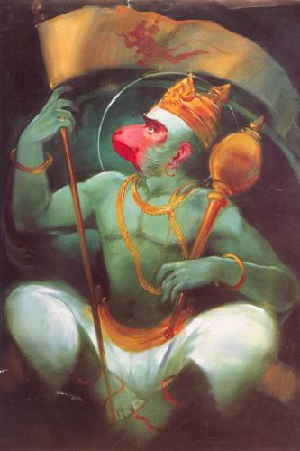 640x960 Mobile Wallpapers Hanuman Wallpaper For Iphone And