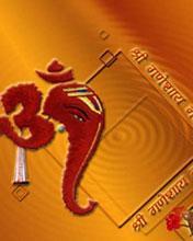 Lord Ganesh Ji Mobile Wallpaper