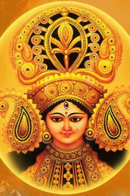 Maa Durga Mobile Wallpaper