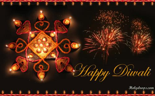 Wonderful  diwali HD wallpaper