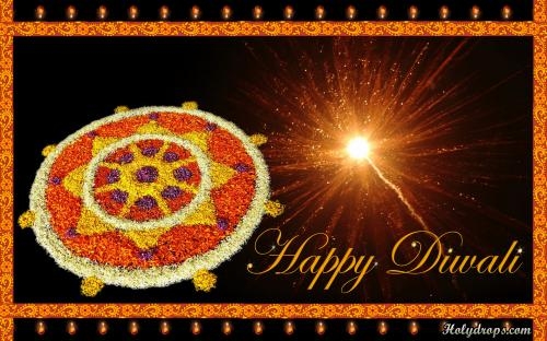 Deepawali HD wallpaper