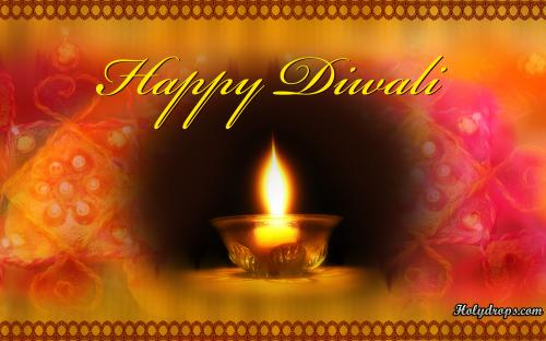 Beautiful Diwali Festival Greetings