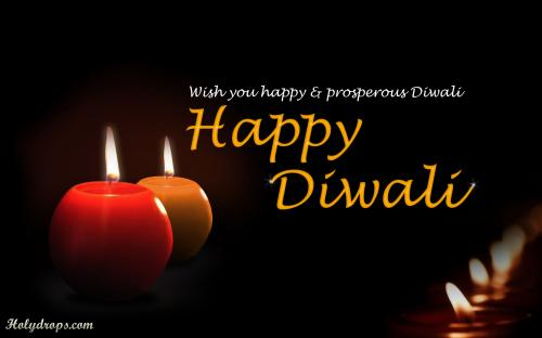Diwali Greeting Card in HD