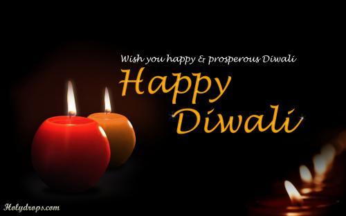 Diwali Greeting Card in HD