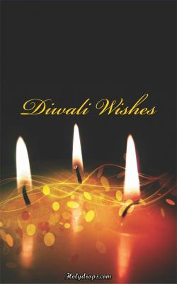 High resolution Deepawali Greeting Card