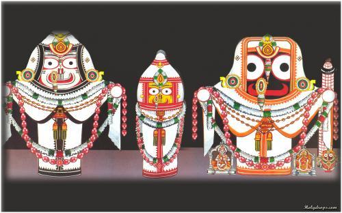 Lord Shri Jagannath Ji in Shradh Swaroop